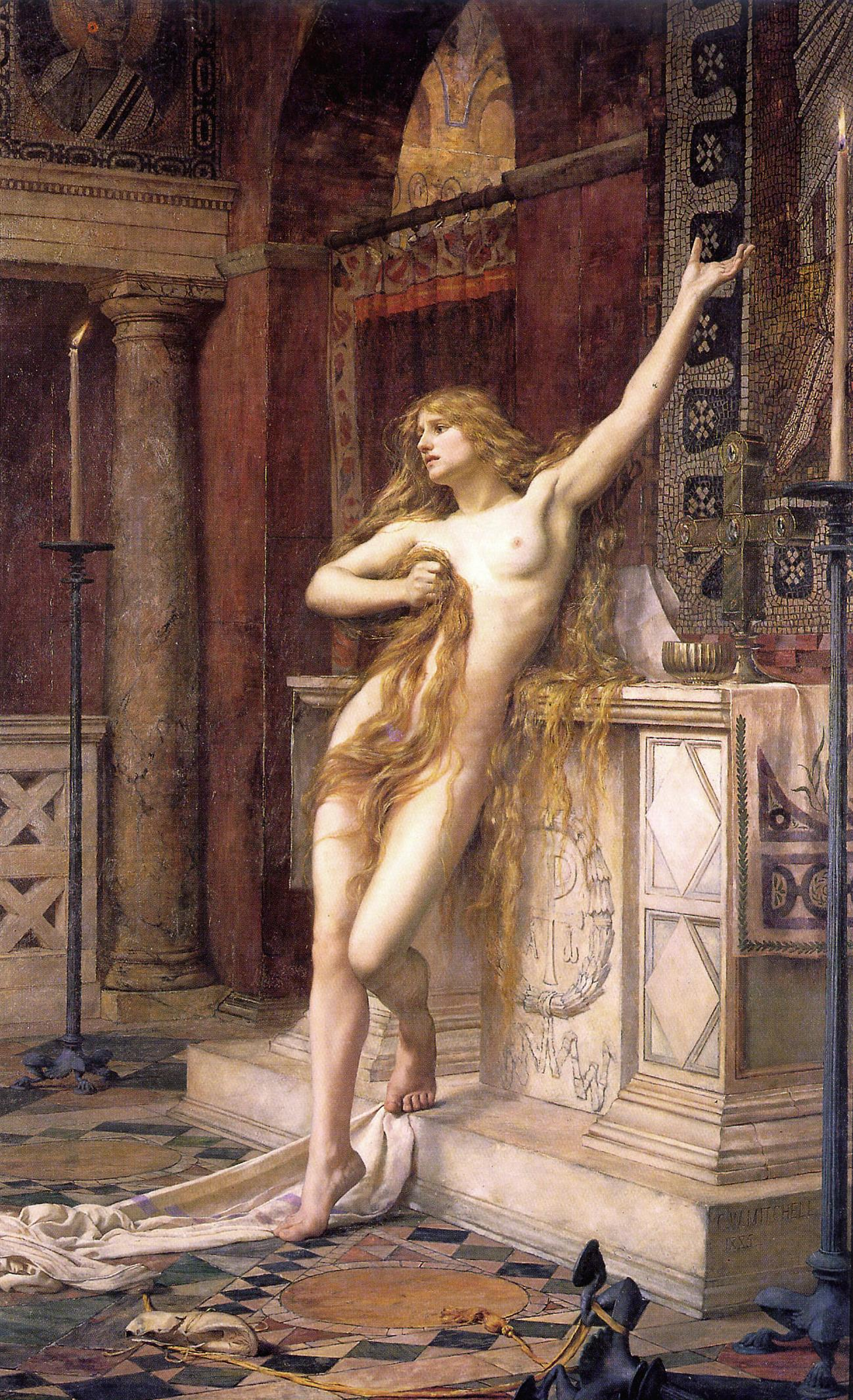 hypatia_charles_william_mitchell