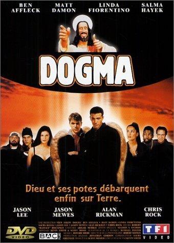 Affiche du film Dogma. Le révérend et ses potes débarquent sur le net !