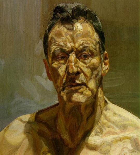 Lucian Freud, Reflection